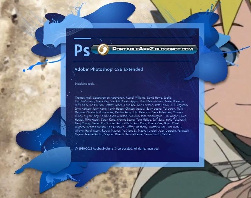 Download Photoshop Portable Cs6 Siêu Nhẹ Có Thể Cài Trong USB Mang