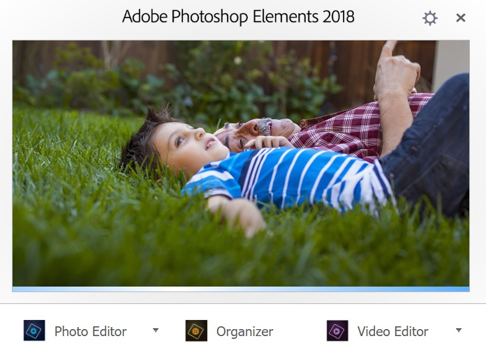 Adobe Photoshop Elements 2018 Cho Windows và Macbook – Phần Mềm